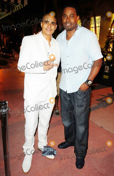 Lil J Photo - Jonathan Lil J McDaniel and Lamman Rucker attends world premiere of In The Hive during the 15th Annual American Black Film Festival at the Colony Theater Miami Beach FL 7611