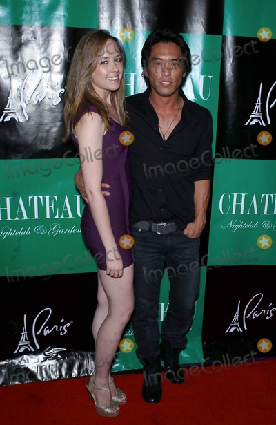 Peter Shinkoda Photo - Actors Mackenzie Bronaugh and Peter Shinkoda join Scott Disick as he hosts a night at Chateau Nightclub inside Paris Las Vegas NV 07022011