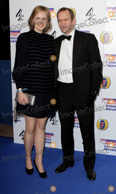 Alexander Armstrong Photo - Alexander Armstrong and wife Hannah Bronwen Snow arrive at the British Comedy Awards held at the O2 Arena and hosted by Jonathan Ross London UK 012211