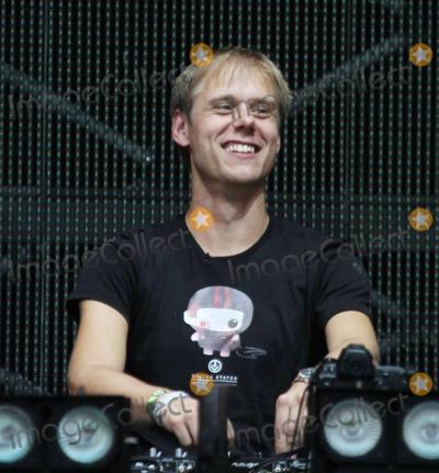 Armin Van Buuren Photo - Armin van Buuren performs live during day two of Ultra Music Festival 2011 held at Bicentennial Park Miami FL 032611