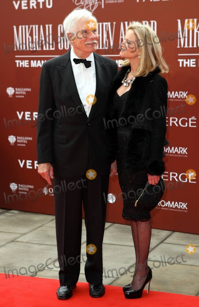Ted Turner Photo - Ted Turner at Mikhail Gorbachevs 80th Birthday Celebration held at Royal Albert Hall London UK 33011
