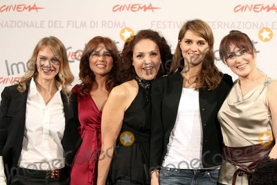 Antonia Liskova Photo - Antonia Liskova Valentina DAgostino Farida Rahouadj Paola Cortellesi and Daniela Giordano attend the photo call for Le Cose Che Restano during the 5th International Rome Film Festival Rome ITA 110410