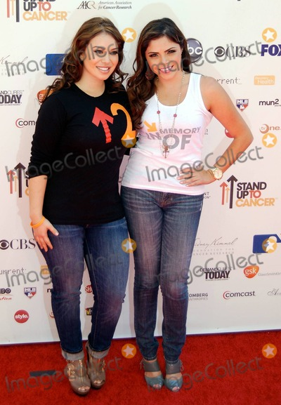Chiquis Marin Photo - Chiquis Marin and Yarel Ramos at the Stand Up To Cancer fundraising event in Los Angeles CA 91010