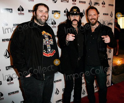 Henry Rollins Photo - (L-R) Director Greg Olliver Lemmy (aka Ian Kilmister) and director Wes Orshoski attend the premiere of LEMMY 49 Motherfker 51 Son Of A Bitch at The Vista Theatre  The documentary which tells the story of bassist Lemmy (aka Ian Kilmister) from the legendary heavy metal band Motorhead directed by Greg Olliver and Wes Orshoski took more than three years to film edit and release  Highly anticipated by diehard Motorhead fans the film includes interviews with Ozzy Osbourne Slash and Henry Rollins to name a few Los Angeles CA 011311