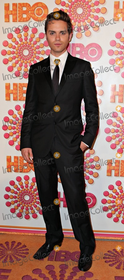 THOMAS DECKER Photo - Thomas Decker at the HBO Emmy After Party held at The Plaza at the Pacific Design Center Los Angeles CA 18th September 2011