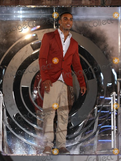 Lucien Laviscount Photo - Lucien Laviscount arrives as a guest in the Big Brother House held at Elstree Studios London UK 18th August 2011