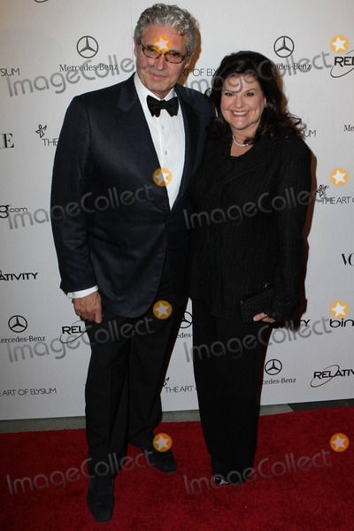 Ann Lopez Photo - Michael Nouri and Ann Lopez on the red carpet at the star studded Art of Elysium fourth annual Heaven Charity Gala held at the California Science Center Los Angeles CA 011511