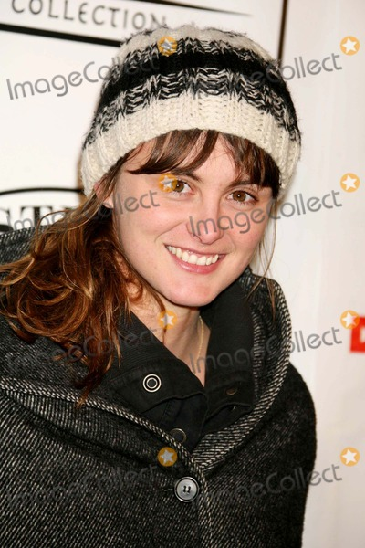 Trish Goff Photo - Trish Goff Arriving at Designers For Darfur at Roseland Ballroom in New York City on 02-09-2007 Photo by Henry McgeeGlobe Photos Inc 2007
