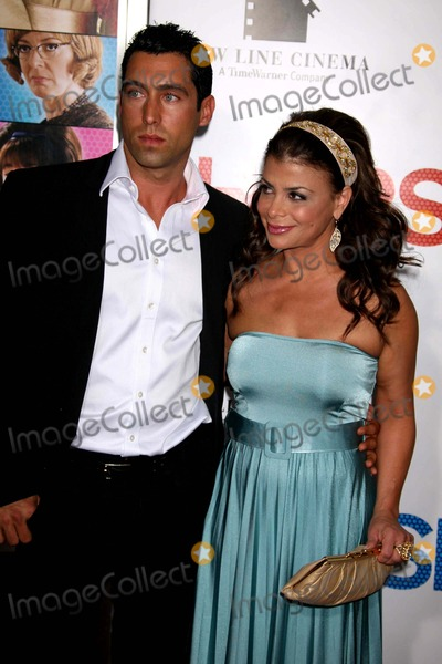JT Torregiani Photo - Paula Abdul with Boyfriend Jt Torregiani Arriving at the Premiere of Hairspray at the Ziegfeld Theater in New York City on 07-16-2007 Photo by Henry McgeeGlobe Photos Inc 2007