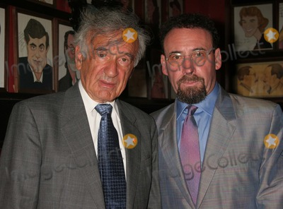 ANTONY SHER Photo - New York NY 7-11-2005Elie Wiesel and Sir Antony Sher attend the Opening Night Party for the Broadway production of Primo at SardisDigital Photo by Lane Ericcson-PHOTOlinkorg