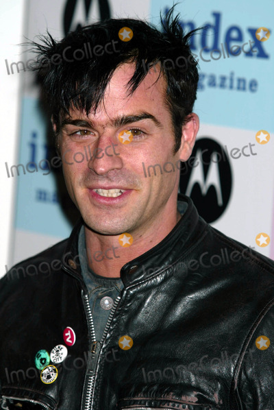 JT Leroy Photo - Justin Theroux at Jt Leroy and Friends at the Public Theater in New York City on April 17 2003 Photo Henry McgeeGlobe Photos Inc 2003