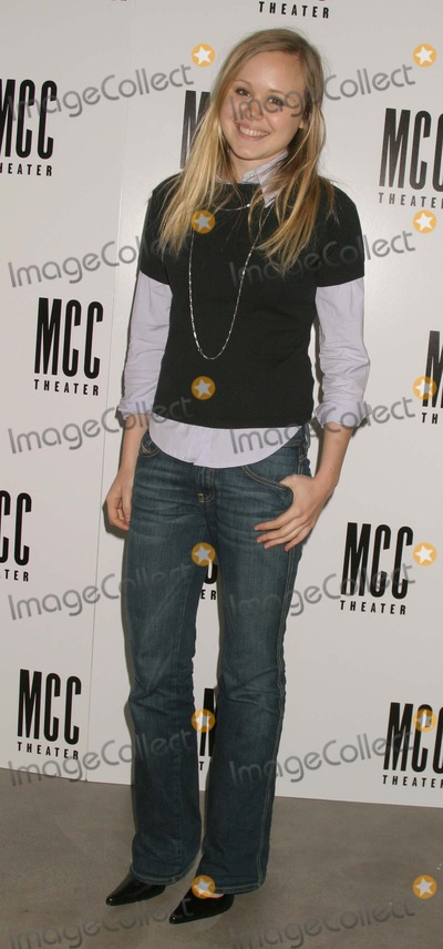 ALLISON PILL Photo - New York NY  12-15-2004Allison Pill attends the opening night after-party celebration for Fat Pig at the Robert Miller Gallery in ChelseaDigital Photo by Lane Ericcson-PHOTOlinkorg
