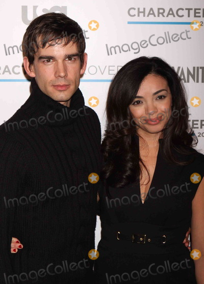 Anel Lopez Photo - New York NY 02-25-2010Christopher Gorham and wife Anel Lopez Gorham at the USA Networks Character Approved Awards cocktail reception at IAC BuildingDigital photo by Lane Ericcson-PHOTOlinknet