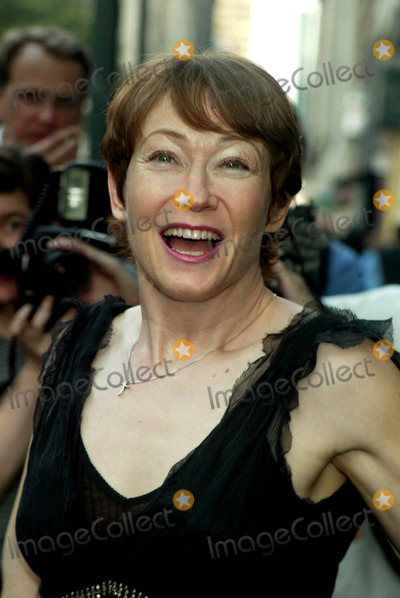 Ann Magnuson Photo - Ann Magnuson Arriving at a Screening of Searching For Debra Winger at Bryant Park Hotel in New York City on August 20 2003 Photo Henry McgeeGlobe Photos Inc 2003