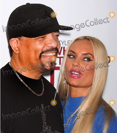 Coco Austin Photo - New York NY 03-22-2010Ice-T and Nicole Coco Austin at screening of Tyler Perrys WHY DID I GET MARRIED TOO at School of Visual Arts TheaterDigital photo by Lane Ericcson-PHOTOlinknet
