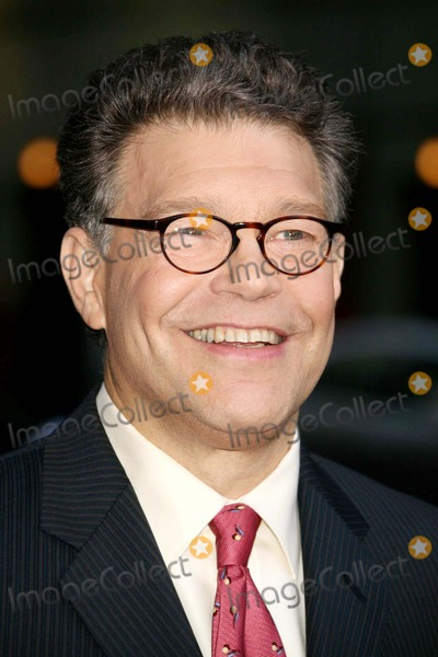Al Franken Photo - AL Franken at Late Show with David Letterman at Ed Sullivan Theatre in New York City on 03-28-2007 Photo by Henry McgeeGlobe Photos Inc 2007
