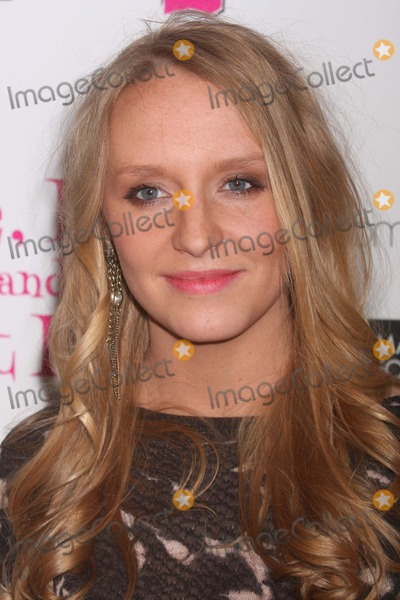 Annie Starke Photo - Annie Starke (Daughter of Glenn Close) Arriving at a Party to Celebrate the New Cast Members of the Off Broadway Play Love Loss and What I Wore at B Smiths Restaurant in New York City on 03-24-2011 photo by Henry Mcgee-globe Photos Inc 2011