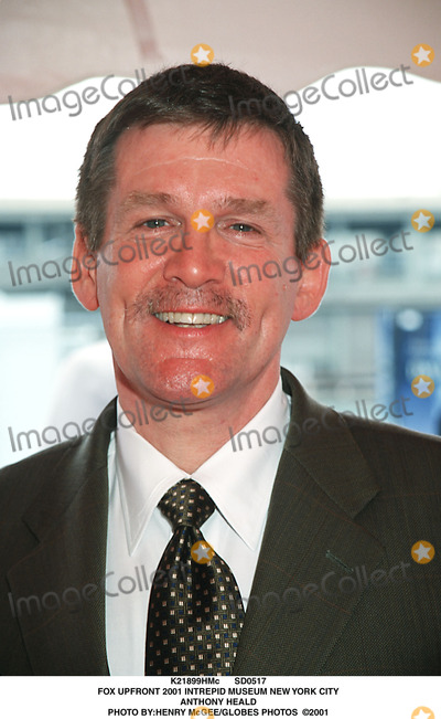 Anthony Heald Photo - Sd0517 Fox Upfront 2001 Intrepid Museum New York City Anthony Heald Photo Byhenry Mcgeeglobes Photos