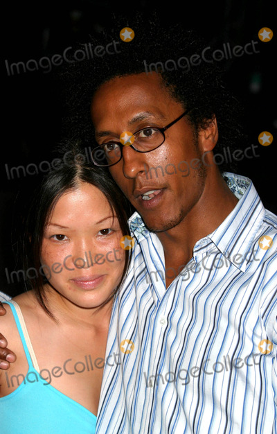 Andre Royo Photo - Andre Royo Arriving at the Opening Night of the 8th Annual Urbanworld Film Festival Screening of Collateral at Magic Johnson Theaters in Harlem on August 4 2004 Photo by Henry McgeeGlobe Photos Inc 2004