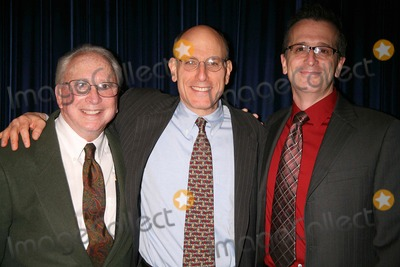 Fred Ebb Photo - ARTHUR WHITELAW MITCHELL BERNARD AND TIM PINCKNEY AT THE FRED EBB FOUNDATION AND ROUNDABOUT THEATRE COMPANY COCKTAIL RECEPTION AND PRESENTATION OF THE 1ST ANNUAL FRED EBB AWARD FOR MUSICAL THEATRE SONGWRITING AT THE AMERICAN AIRLINES THEATRE PENTHOUSE LOUNGE IN NEW YORK CITY ON 11-29-2005  PHOTO BY HENRY McGEEGLOBE PHOTOS INC 2005K46088HMc