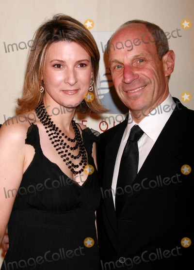 Jonathan Tisch Photo - Jonathan Tisch and Wife Lizzie Rudnick Arriving at the Third Annual Quill Awards at Fredrick P Rose Hall in New York City on 10-22-2007 Photo by Henry McgeeGlobe Photos Inc 2007