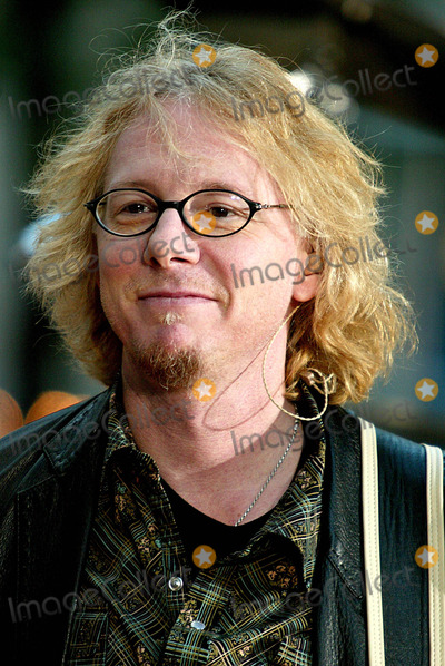 R E M Photo - Mike Mills of Rem Performing on Nbcs Today Show Concert Series in Rockefeller Plaza at the NBC Studios New York City on October 3 2003 Photo Henry McgeeGlobe Photos Inc 2003