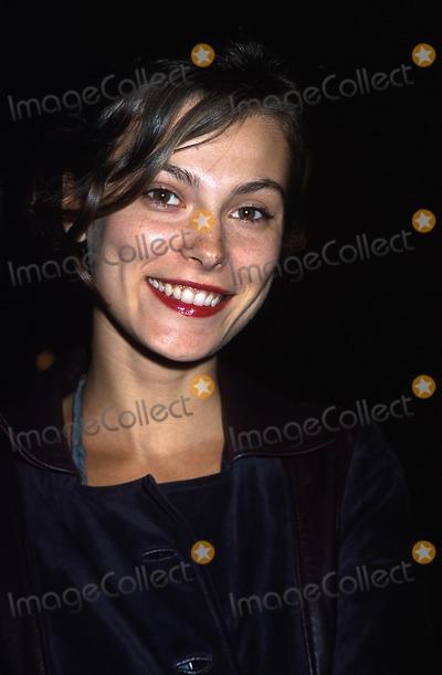 Aurelie Claudel Photo -  6402 the Vive LA Fete Party at the Tribeca Grand Hotel NYC Photo by Henry McgeeGlobe Photos Inc 2002 Aurelie Claudel