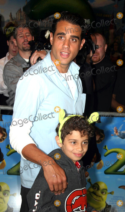 Bobby Cannavale Photo - Bobby Cannavale with His Son Jacob Arriving at a Special Screening of Shrek 2 at the Beekman Theatre in New York City on May 17 2004 Photo by Henry McgeeGlobe Photos Inc 2004