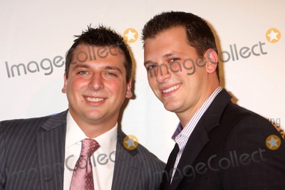 ALBIE MANZO Photo - Chris Manzo and Albie Manzo Arriving at the Samsung Hope For Children Gala at Cipriani Wall Street in New York City on 06-07-2011  Photo by Henry Mcgee-Globe Photos Inc 2011