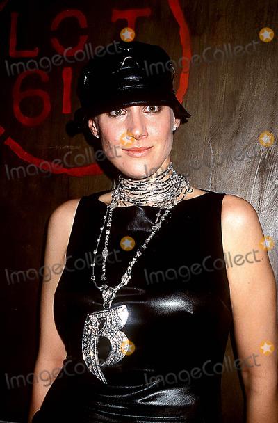 Amy Sacco Photo - Heidi Klums Annual Halloween Party Lot 61 NYC 103101 Amy Sacco Photo by Henry McgeeGlobe Photos Inc