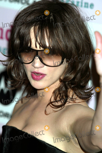 JT LeRoy Photo - Asia Argento at Jt Leroy and Friends at the Public Theater in New York City on April 17 2003 Photo Henry McgeeGlobe Photos Inc 2003 K30133hmc Motorola Present an Evening with Index Magazine