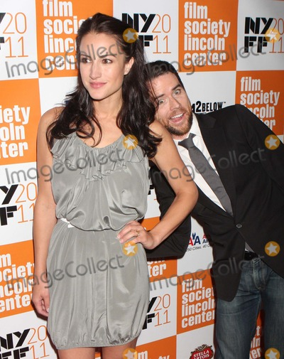 America Olivo Photo - America Olivo and Christian Campbell Arriving at the 49th Annual New York Film Festival Screening of Martha Marcy May Marlene at Lincoln Centers Alice Tully Hall in New York City on 10-11-2011 Photo by Henry Mcgee-Globe Photos Inc 2011