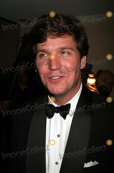 Tucker Carlson Photo - Tucker Carlson Arriving at the White House Correspondents Association Dinner at the Washington Hilton Hotel in Washington DC on 04-30-2005 Photo by Henry McgeeGlobe Photos Inc 2005