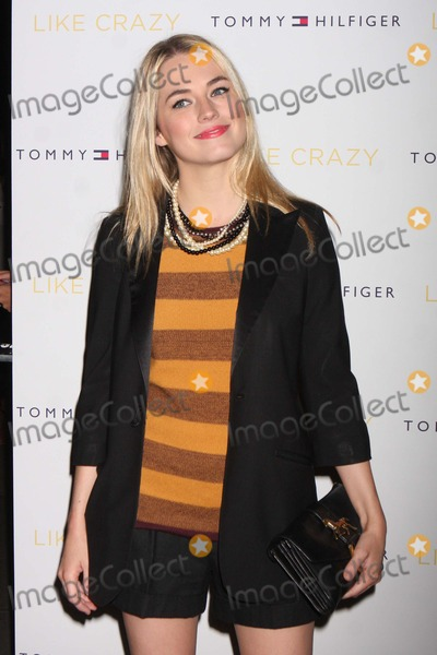 Amanda Hearst Photo - Amanda Hearst Arriving at the Premiere of Paramount Vantages Like Crazy at Sunshine Landmark in New York City on 10-18-2011 Photo by Henry Mcgee-Globe Photos Inc 2011