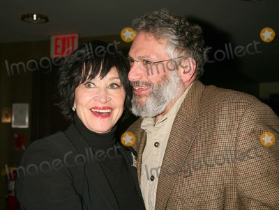 Fred Ebb Photo - CHITA RIVERA AND HARVEY FIERSTEIN AT THE FRED EBB FOUNDATION AND ROUNDABOUT THEATRE COMPANY COCKTAIL RECEPTION AND PRESENTATION OF THE 1ST ANNUAL FRED EBB AWARD FOR MUSICAL THEATRE SONGWRITING AT THE AMERICAN AIRLINES THEATRE PENTHOUSE LOUNGE IN NEW YORK CITY ON 11-29-2005  PHOTO BY HENRY McGEEGLOBE PHOTOS INC 2005K46088HMc