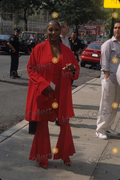 PATTIE LABELLE Photo - Patti Labelle We Are Family Recording to Benefit the Wtc Relief Funds in New York 2001 K22964hmc Photo by Henry Mcgee-Globe Photos Inc