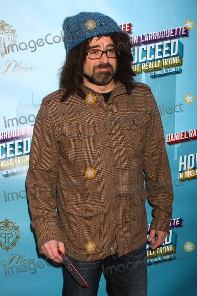 Adam Duritz Photo - Adam Duritz Arriving at the Opening Night Performance of How to Succeed in Business Without Really Trying at the Al Hirschfeld Theatre in New York City on 03-27-2011 photo by Henry Mcgee-globe Photos Inc 2011