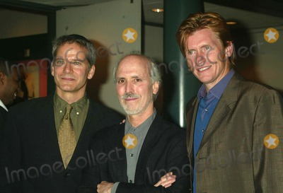Alan Rudolph Photo - Campbell Scott Alan Rudolph and Denis Leary at the Screening of the Secret Lives of Dentists at the Walter Reade Theater at Lincoln Center in New York City on July 29 2003 Photo Henry McgeeGlobe Photos Inc 2003