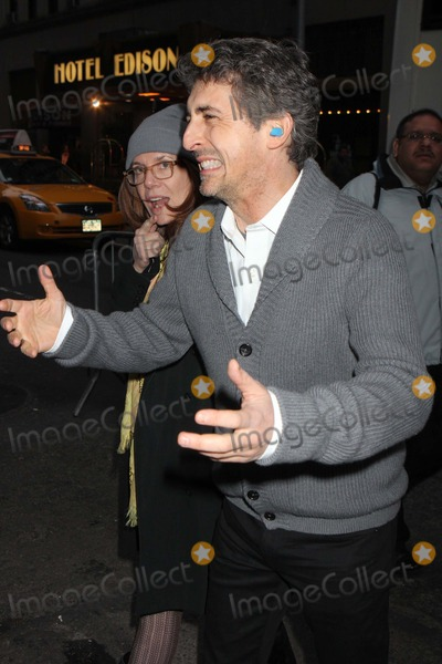 Alexander Payne Photo - Alexander Payne Arriving at the Opening Night Performance of Arthur Millers Death of a Salesman at the Barrymore Theatre in New York City on 03-15-2012 Photo by Henry Mcgee-Globe Photos Inc 2012