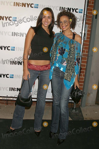 April Wilkner Photo - April Wilkner and Mercedes Scelva-shorte (americas Next Top Model) Arriving at the Launch Party For Innyc American Expresss New Credit Card at Skylight in New York City on October 7 2004 Photo by Henry McgeeGlobe Photos Inc 2004