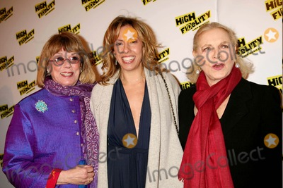 Phyllis Newman Photo - Phyllis Newman Amanda Green and Lauren Bacall Arriving at the Opening Night of High Fidelity at the Imperial Theatre in New York City on 12-07-2006 Photo by Henry McgeeGlobe Photos Inc 2006