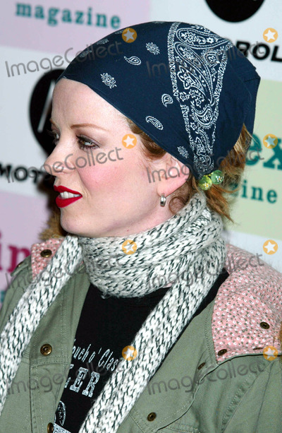 JT LeRoy Photo - Shirley Manson of Garbage at Jt Leroy and Friends at the Public Theater in New York City on April 17 2003 Photo Henry McgeeGlobe Photos Inc 2003 K30133hmc Motorola Present an Evening with Index Magazine