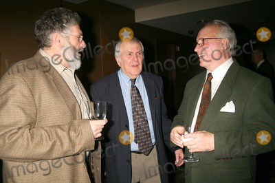 John Kander Photo - HARVEY FIERSTEIN JOHN KANDER AND ARTHUR WHITELAW AT THE FRED EBB FOUNDATION AND ROUNDABOUT THEATRE COMPANY COCKTAIL RECEPTION AND PRESENTATION OF THE 1ST ANNUAL FRED EBB AWARD FOR MUSICAL THEATRE SONGWRITING AT THE AMERICAN AIRLINES THEATRE PENTHOUSE LOUNGE IN NEW YORK CITY ON 11-29-2005  PHOTO BY HENRY McGEEGLOBE PHOTOS INC 2005K46088HMc