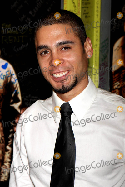 Wilson Jermaine Heredia Photo - Wilson Jermaine Heredia Arriving at the Final Performance of Rent at the Nederlander Theatre in New York City on 09-07-2008 Photo by Henry McgeeGlobe Photos Inc 2008