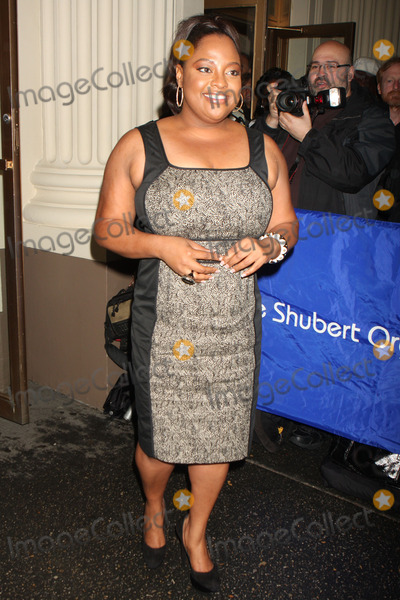 August Wilson Photo - New York NY 04-26-2010Sherri Shepherd at the opening night performance of August Wilsons FENCES at The Cort TheatreDigital photo by Lane Ericcson-PHOTOlinknet