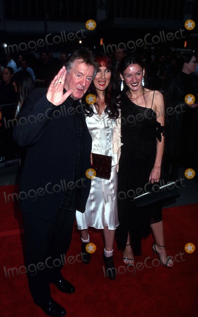 Adrian Lyne Photo - Unfaithful Screening at the Ziegfeld Theatre in New York City 050602 Photo by Henry McgeeGlobe Photos Inc 2002 Adrian Lyne with Wife Samantha and Daughter Amy