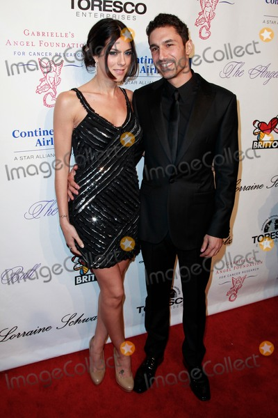 Ethan Zohn Photo - Jenna Zohn and Ethan Zohn