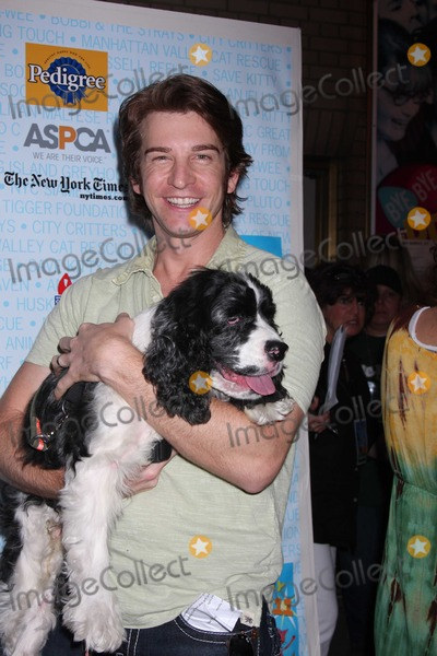 Andy Karl Photo - NYC  071109Andy Karl at Broadway Barks 11 a dog and cat adopt-a-thon co-founded by Mary Tyler Moore and Bernadette Peters in Shubert Alley on BroadwayDigital Photo by Adam Nemser-PHOTOlinknet
