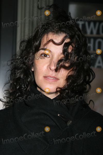 Annabella Sciorra Photo - NYC  020708EXCLUSIVE Annabella Sciorra at the opening night of the Off Broadway play TWO THOUSAND YEARS on Theatre RowDigital Photo by Adam Nemser-PHOTOlinknet