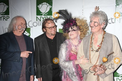 Bette Midler Photo - Crosby Stills Nash Midler8423JPGNYC  103009Bette Midler (dressed as a Showghoul) with David Crosby Stephen Stills and Graham Nash at Bette Midlers annual HULAWEEN Gala supporting New York Restoration Project at the Waldorf AstoriaDigital Photo by Adam Nemser-PHOTOlinknet